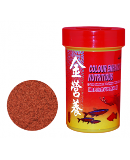 HH- Color Enhancing Nutritious - for smaller ornamental fishes(250ml)