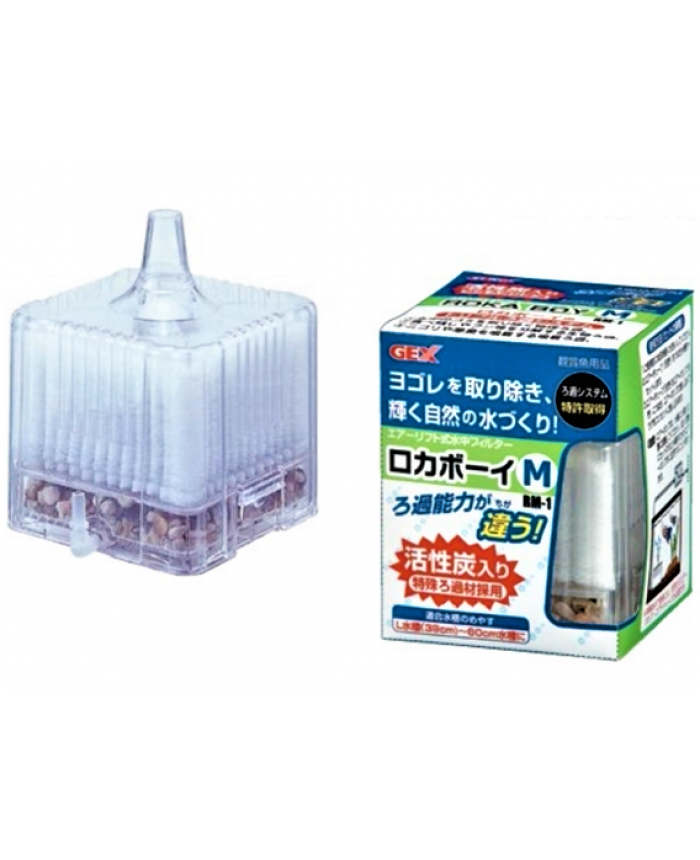 Filters/related spare parts