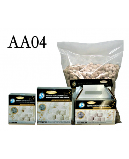 Expert's Choice - AA04 Biological Technique Filter Material- Light Filter Material with Calcium & Magnesium(500ml)