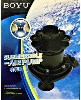 BOYU -  Submersible Air Pump with LED light( PY01)
